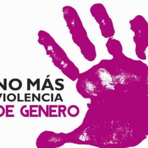No mas violencia de género